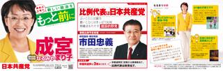 2009年候補者リーフ